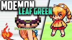 Moemon Leaf Green (GBA)