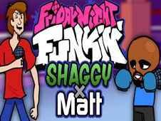 Play FNF vs Shaggy x Matt
