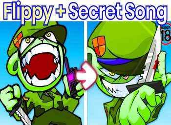 Play VS Flippy: Flipped Out + Secret Song + Cutscene DEMO [HARD]