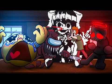 Play EMOJO, IMPOSTOR, MATT E MONIKA EXPURGATION! Especial Friday Night Funkin