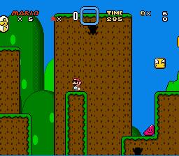 Play Super Mario World – Super Skyler World