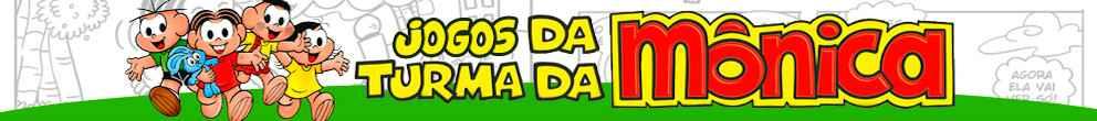 Jogos da Turma da Mônica Online
