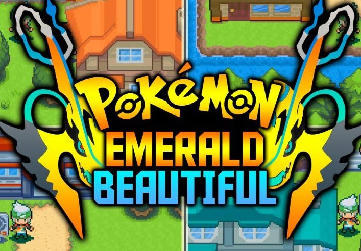 Pokemon Emerald Beautiful Remade (GBA)