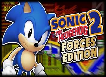 Play Sonic 2 Forces Edition