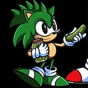 Play Ogorki the Hedgehog: Speedful