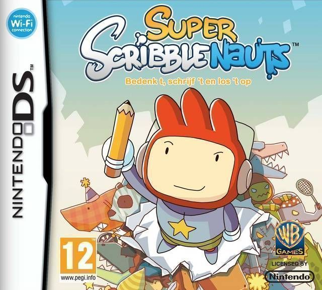 Play Scribblenauts Unmasked