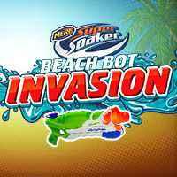 Play NERF SUPER SOAKER INVASION