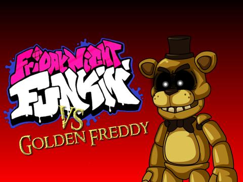 Play Friday Night Funkin' VS Golden Freddy (FNAF 2)