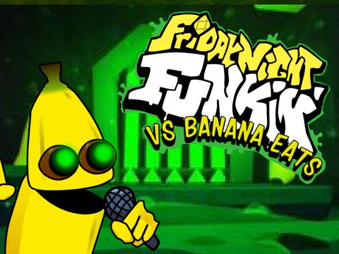 Play Friday Night Funkin Banana Eats complete trace