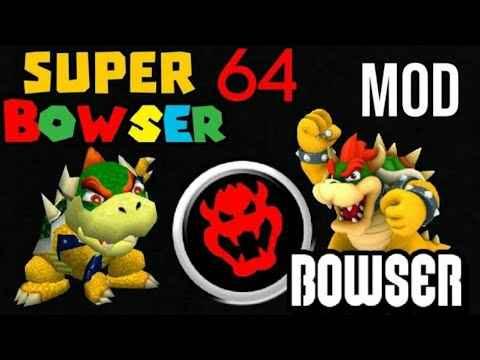 Play Super Bowser 64