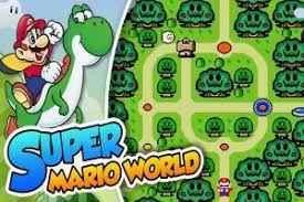 Play Super Mario World (USA) Mario Return
