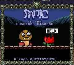 Play Panic in the Mushroom Kingdom 2