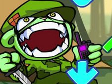Play FNF: Flippy Flipped Out Sings Hellclown