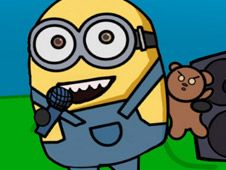 Play FNF: The Minions Sings Happy