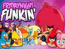 Play Friday Night Funkin': Angry Birds (Skin Mod)