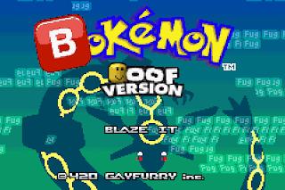 Play Pokemon Oof (GBA)
