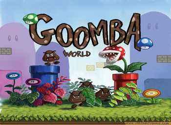 Play Super Goomba World