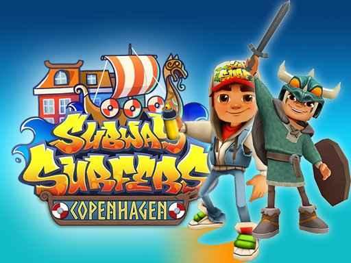 Play Subway Surfers Copenhagen Online
