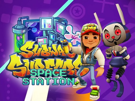 Play Subway Surfers SpaceStation Online