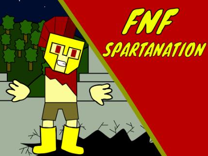 Play FNF Spartanation vector