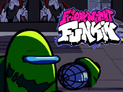 Play Fnf Green Impostor Test