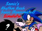 Play FNF Sonic's Rhythm Rush (Remastered) Sonic Simulator Test