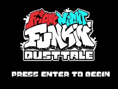 Play FRIDAY NIGHT FUNKIN' DUSTTALE Test