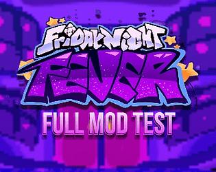 Play Friday Night Funkin' Test – Friday Night Fever (FULL MOD)