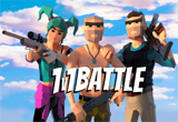Play 1v1 Battle Build Fight Simulator