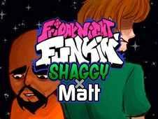 Play FNF' Shaggy x Matt Sad Version