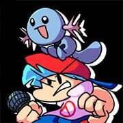 Play FNF vs Pokemon Wooper