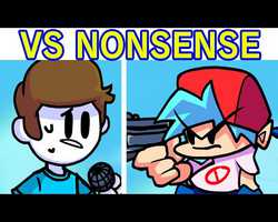 Play Friday Night Funkin' VS Nonsense FULL WEEK + Cutscenes & All Endings