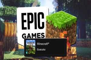Play Epic Games Minecraft Gratis