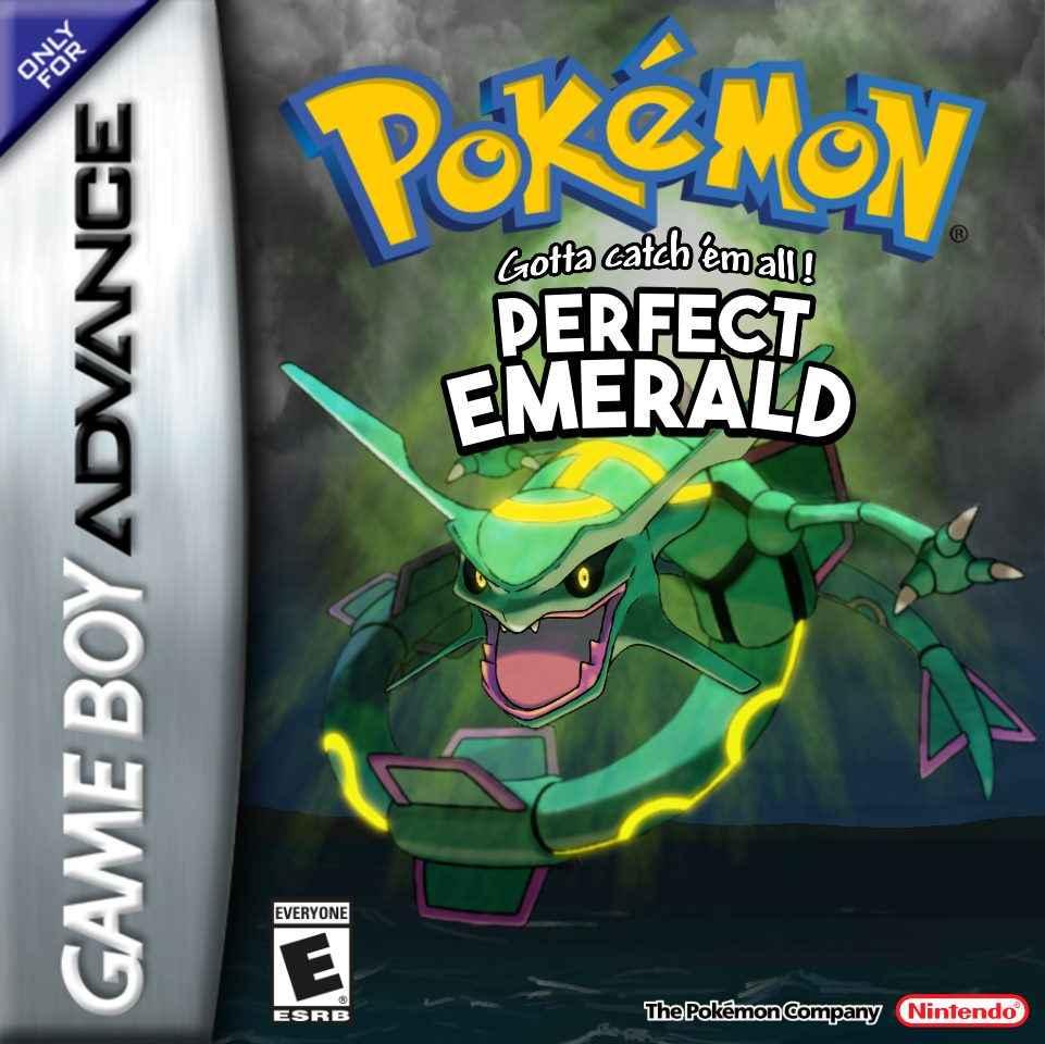 Play Pokemon Perfect Emerald (GBA)