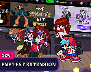 Play FNF Test Chrome Extension Online