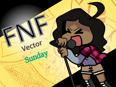 Play Sunday Vector Trace Test