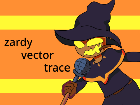 Play Zardy Vector Trace: REMASTERED Test