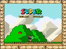 Play Super Melas World (SMW Hack)