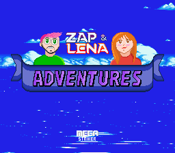 Play Zap and Lena Adventures (PT-BR)