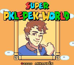 Play Super PKlepek World (SMW Hack)