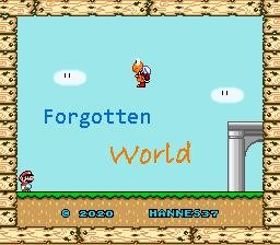 Play Forgotten World (SMW Hack)