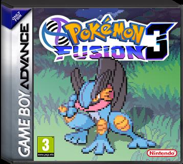 Play Pokemon Fusion 3 (GBA)