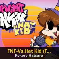Play FNF-Vs.Hat Kid (FULL WEEK)