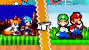 Play Mario Mania [Sonic Mania] [Mods]