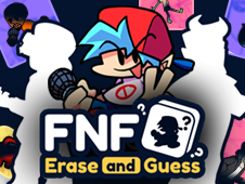 Play FNF Erase and Guess
