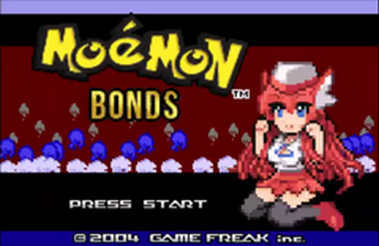 Play Moemon Bonds (GBA)