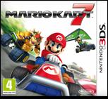 Play Mario Kart 7 3DS Online